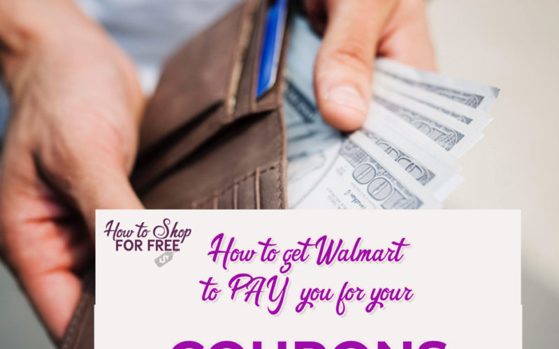 Walmart Coupon Policy On Overage How To Shop For Free With Kathy Spencer