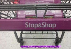 Stopand Shop cart logo