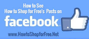 How to See Our Posts On Facebook