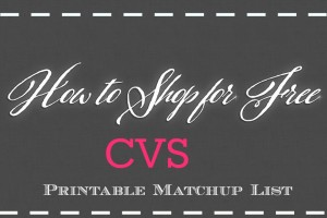 CVS Pharmacy – Jun 17 – 23