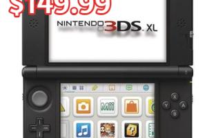 Nintendo 3DS XL $149  FREE SHIP