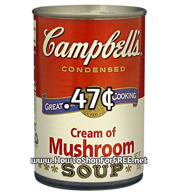 campbell cream of mush .47
