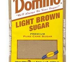 Domino Sugar only 25¢!!!!