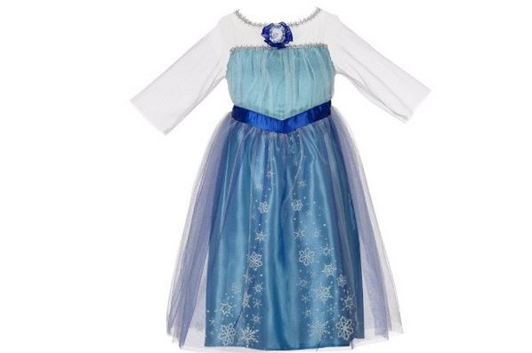 dressfrozen