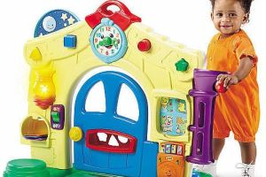 Fisher Price Laugh & Learn Learning Home $39.99