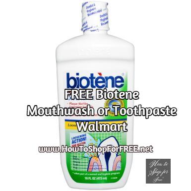 free biotene