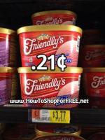 Friendly's Ice Cream 21 Cents