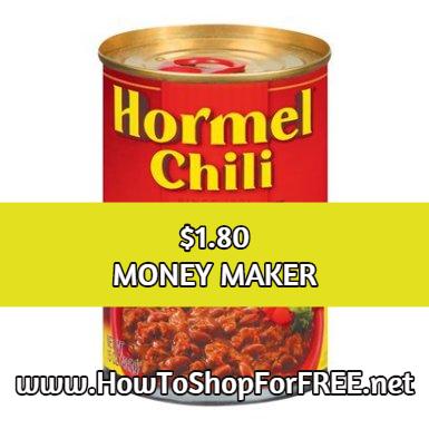 hormel money