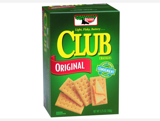 keebler club cracker