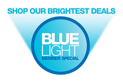 kmart blue light speicals