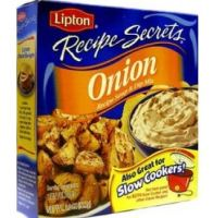 Lipton Recipe Secrets 51 cents at Stop & Shop 6/30-7/6!