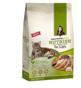 rachel ray cat food
