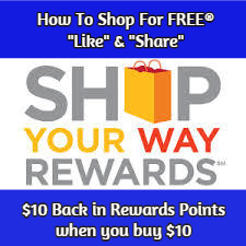 shop your way giveaway 2
