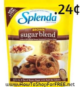 splenda brown sugar blend .24