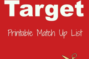 Target Black Friday List – Nov 23 – Nov 25
