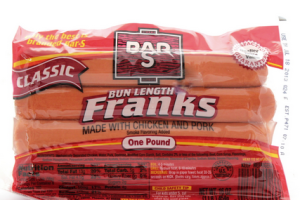 18¢ Bar-S Hot Dogs with HOT NEW COUPON!