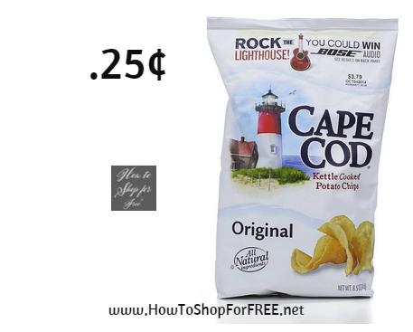 Cape cod .25