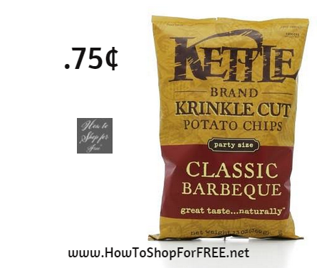 Kettle chips .75