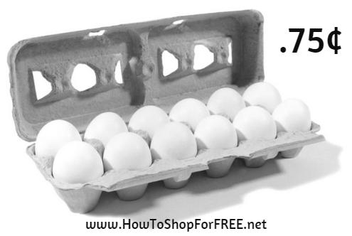 Kroger eggs .75