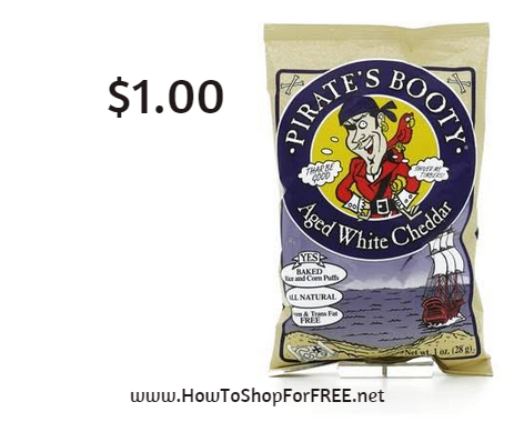 Pirate booty $1