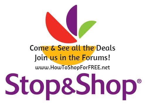 Stop & Shop join us in the forums