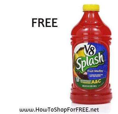 V8 splash FREE