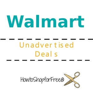 Walmartunadvertiseddeals