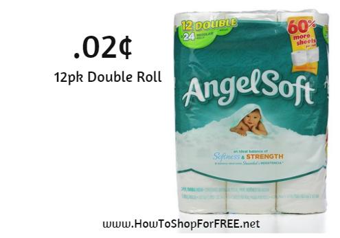 angel soft 12 pk .02