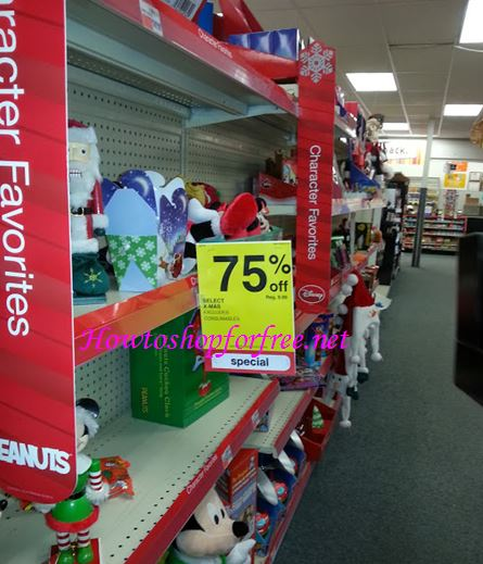 1 cvs christmas clearance