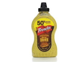 frenches spicy mustart--