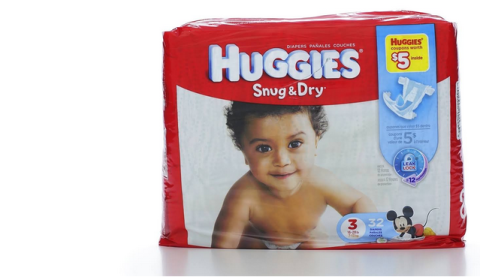 huggies jumbo pack--