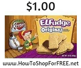 keebler fudge$1.00