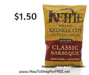 kettle brand chips 1.50