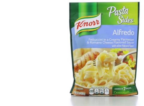 knorr pasta side--