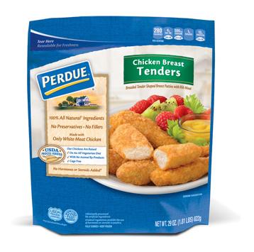 perdue chicken tenders frozen--