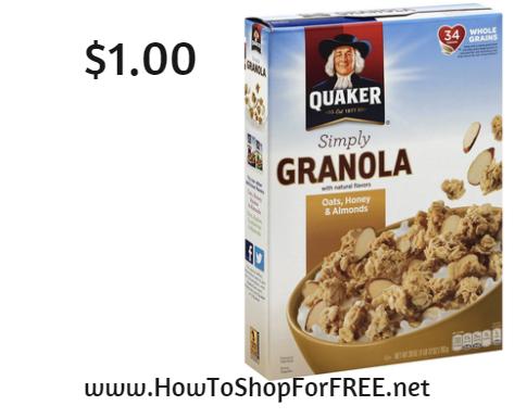 quaker $1