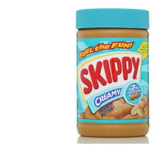 skippy peanut butter--