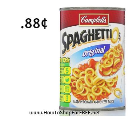 spaghettios .88