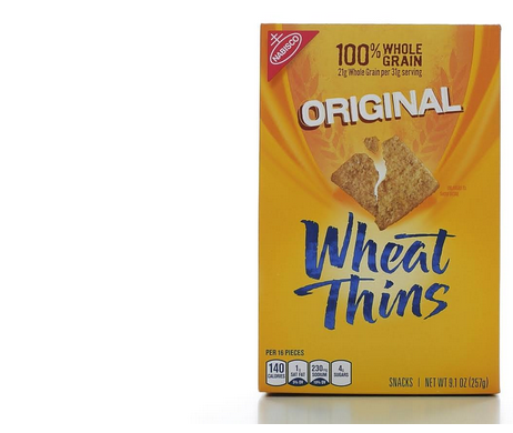 wheat thins--