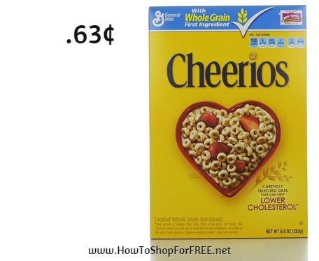 CHeerios .63