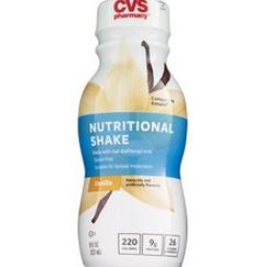 CVS nut shake