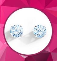 Diamond earr