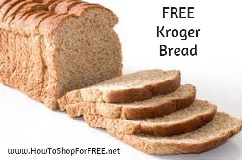FREE Kroger bread