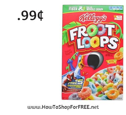 Froot loops.99