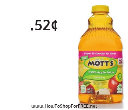 Mott's .52