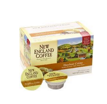 New england coffee kcup