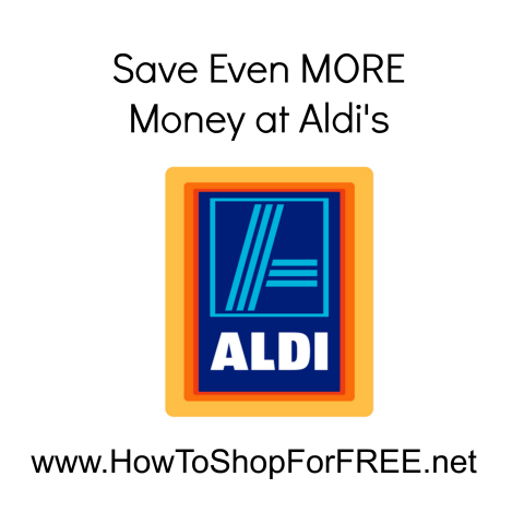 Save money at aldis