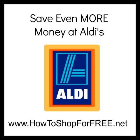 Save money at aldis