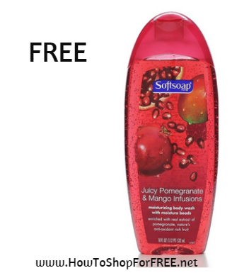 Softsoap FREE