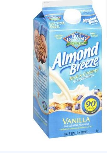 almond breeze--